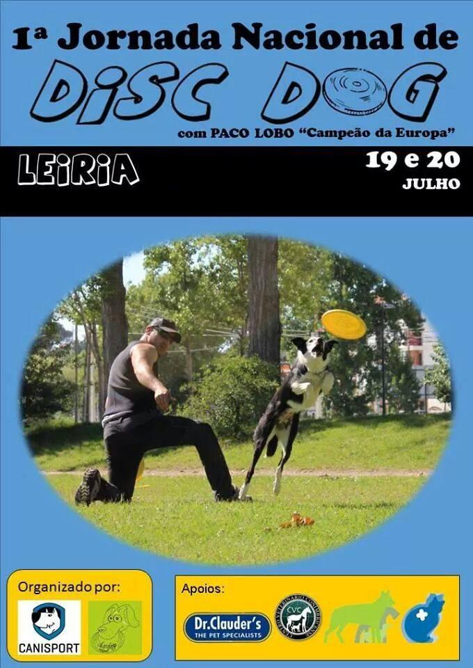 1ª Jornada Nacional de Disc Dog