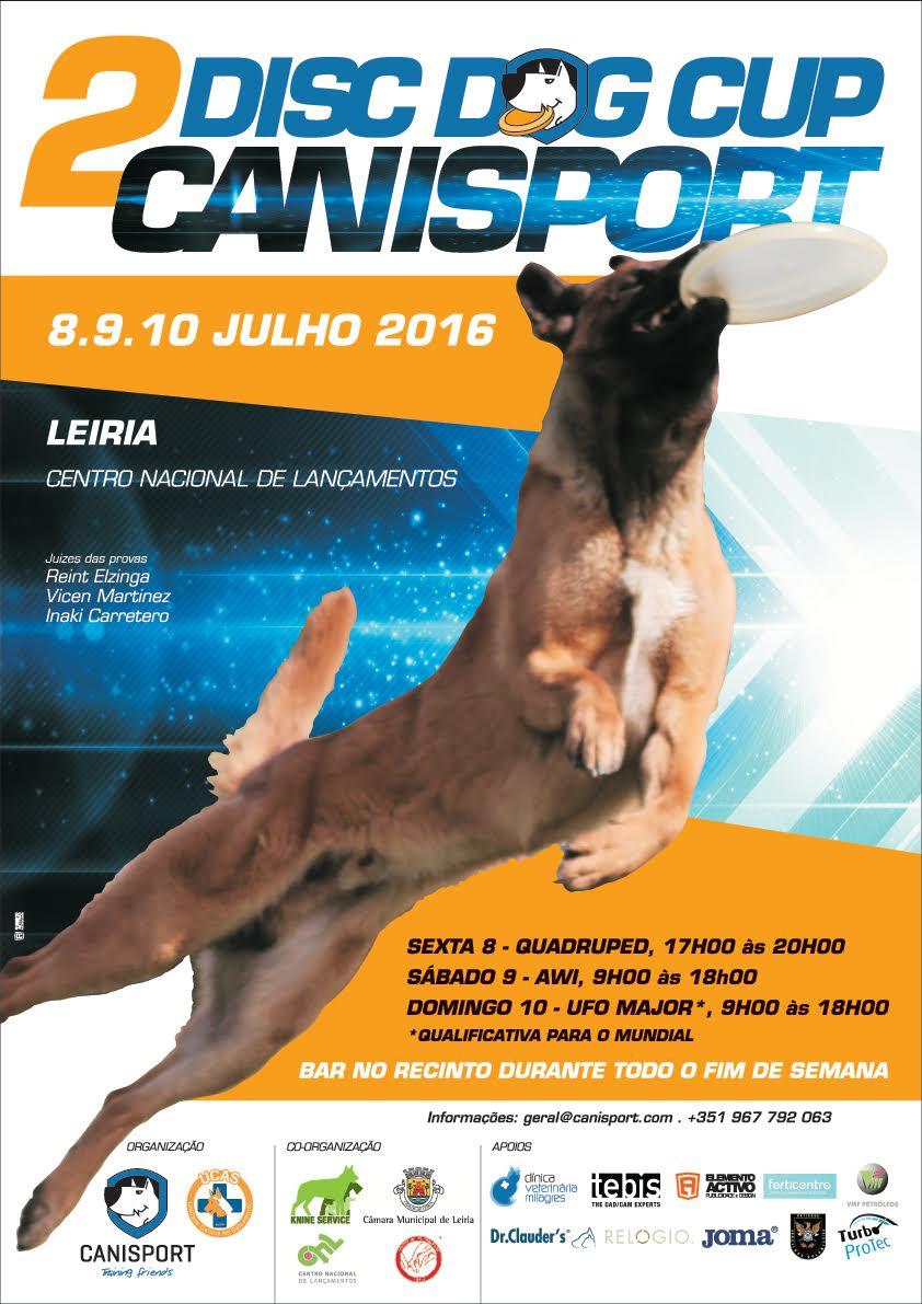 2º DiscDog Cup Canisport
